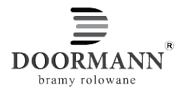 Logo DOORMANN - producent bram rolowanych