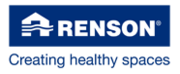 Logo RENSON Ventilation & Sunprotection