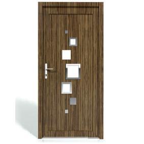 Eko line thermax panele drzwiowe z purenitu od eko okien for Fakro listino prezzi