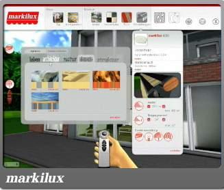 konfigurator markiz od markilux 2010 07 01. Black Bedroom Furniture Sets. Home Design Ideas