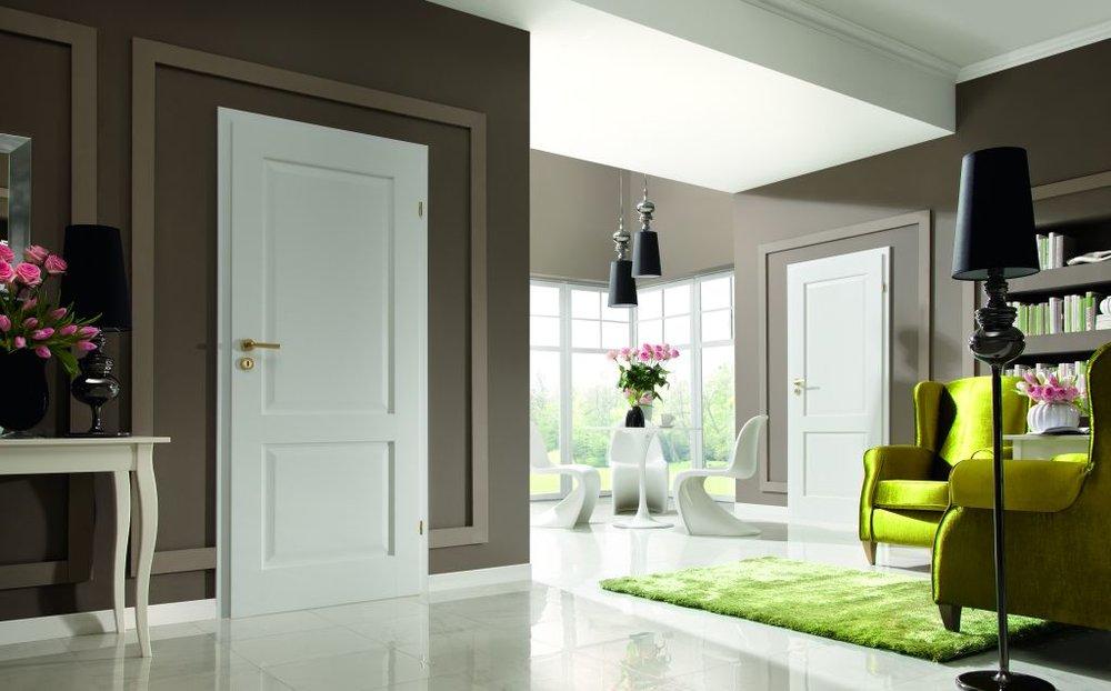 Какого цвета двери подойдут к светлому ламинату