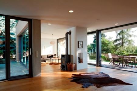 transparentne przej cie w czasie modernizacja zabytkowego budynku. Black Bedroom Furniture Sets. Home Design Ideas