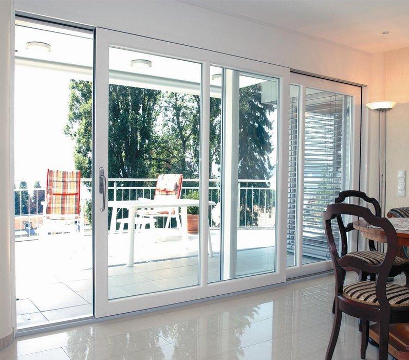 Раздвижные двери на балкон или лоджию: выбор и монтаж.