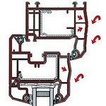 Ilustracja 3: Brak otworów odprężających i powstałe w ich skutku uszkodzenia