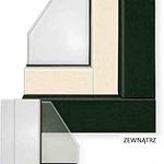 Ilustracja 7: Wygląd od wewnątrz i od zewnątrz okna w sytemie HFL