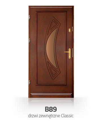 Zbydrew drzwi zewnetrzne
