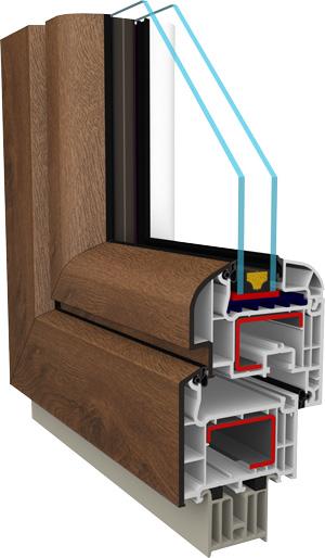Abakus energy abakus okna s a oferta - Pvc brugmann salamander ...